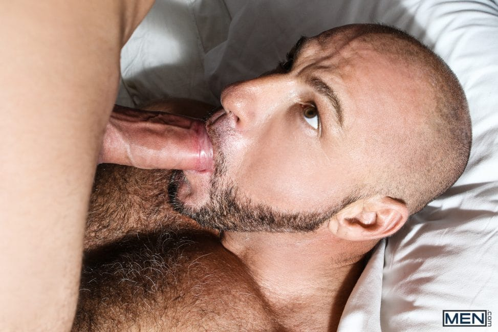 Man Sucking Cock